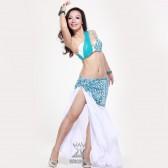 肚皮舞套装新款 肚皮舞服饰 肚皮舞服装 肚皮舞服装QC2025(加盟分销)