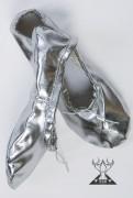 肚皮舞舞蹈鞋子2011年度新款软底鞋/两点漆皮鞋(偏小1码)XZ005(市桥天猫)