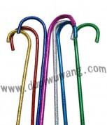 肚皮舞镭射手杖(藤制) 肚皮舞道具(加盟分销)D17-1
