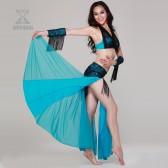 舞姿翼 肚皮舞套装新款 肚皮舞服装 肚皮舞服装套装QC2056(加盟分销)