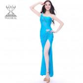 舞姿翼 新款 肚皮舞 服装演出服表演服套装 印度舞服装 华丽邂逅 2109(加盟分销)