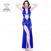 舞姿翼 肚皮舞套装 表演套装 新款表演贵 性感表演服演出服 QC2115(加盟分销)