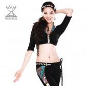 舞姿翼 肚皮舞道具 饰品 民族风 一款多用 手饰 腰链 头饰 T111(加盟分销)