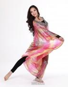 舞姿翼 新款表演服 埃及长袍 演出服 表演服QC2089(加盟分销)