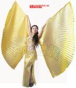 肚皮舞金翅|肚皮舞翅膀|舞蹈翅膀|舞蹈道具(开叉的)DJ1008-1(加盟分销)