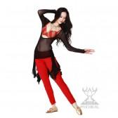 舞姿翼 新款肚皮舞舞服 套装3件套 舞衣QC2078(加盟分销)