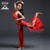 舞姿翼肚皮舞套装 新款肚皮舞练功服套装 牛奶丝肚皮舞服装 RT010(七月新款)