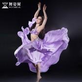 舞姿翼肚皮舞表演服装套装2016新款亲子演出服装 套装2631