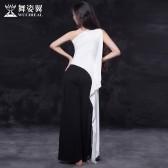 舞姿翼 肚皮舞套装2017新款 东方舞练功服舞蹈服名师林泽虹2692