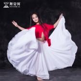 舞姿翼 肚皮舞儿童练功服2017新款 东方舞舞蹈服套装RT132