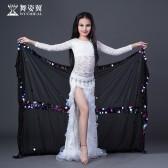 舞姿翼  Malaya肚皮舞纱巾儿童款新款 肚皮舞抛沙 SJ015-1
