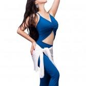 舞姿翼成人肚皮舞连体练功服套装2020新款套装QC3176