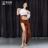 舞姿翼肚皮舞练功服女2019新款秋季套装郭甜甜款QC3105